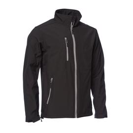 Softshell jakke - EDGE sort